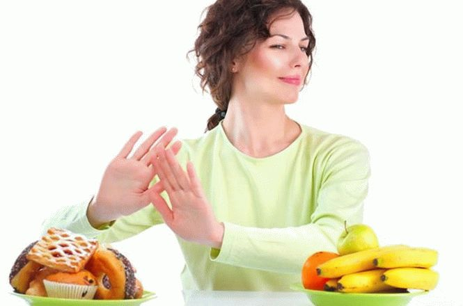какие продукты необходимо исключить для похудения