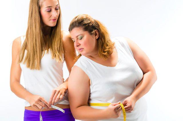 Как похудеть вместе с подругой