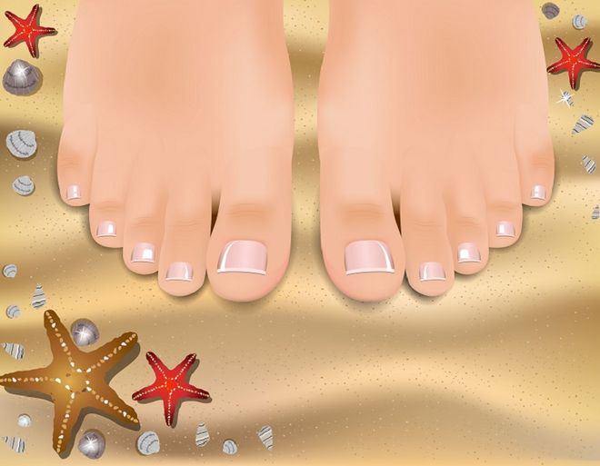 Посоветуйте чем лечить грибок на ногах