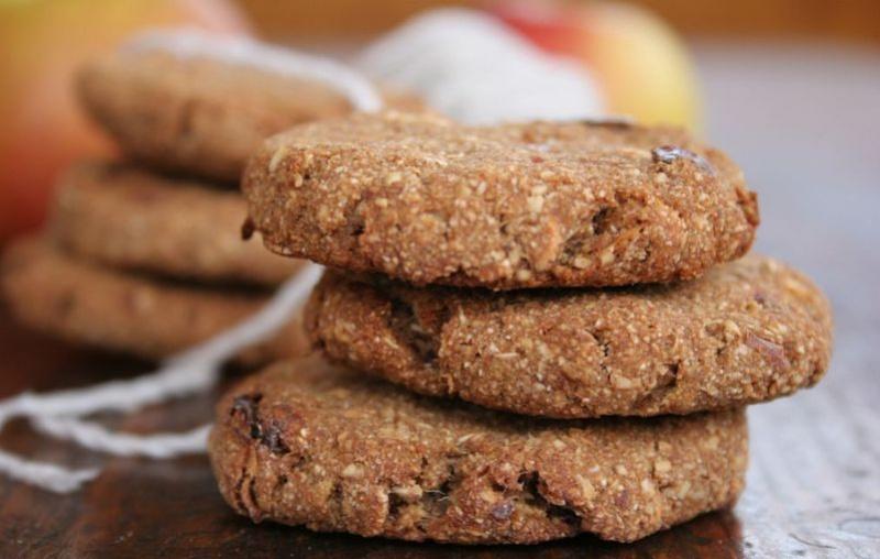 Как приготовить диетическое гречневое печенье