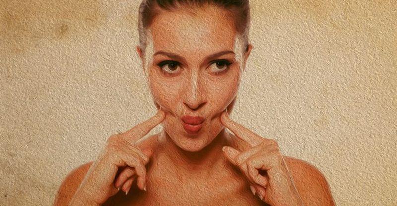 Как похудеть на лице: 8 шагов для избавления от пухленьких щёчек
