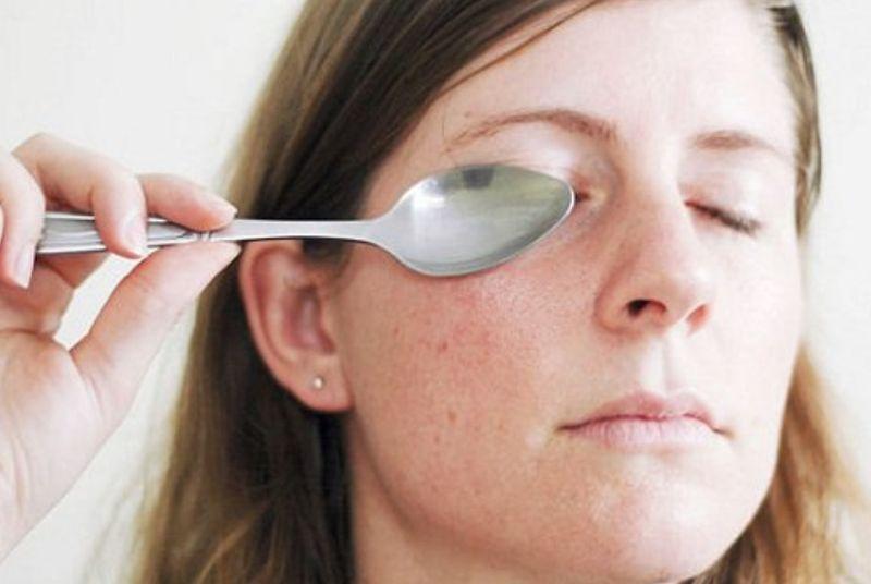 Массаж ложками от дряблости кожи, мешков под глазами и целлюлита