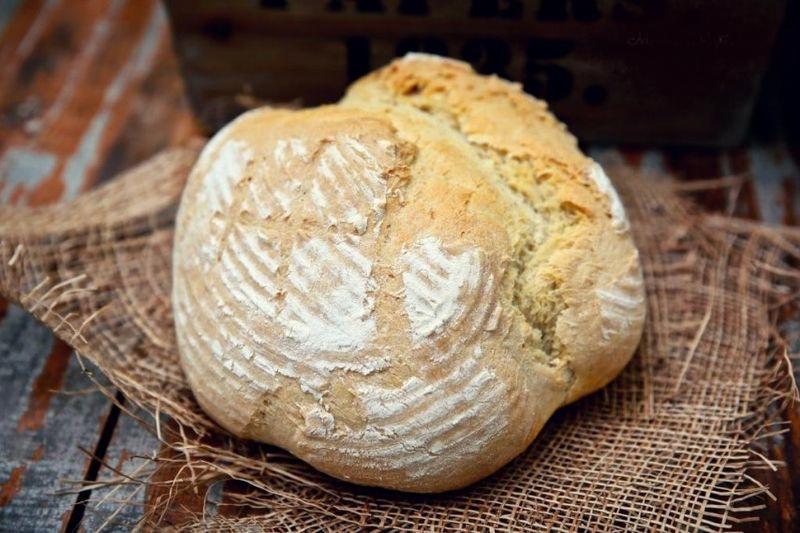 Вкусный рецепт белого хлеба на пиве