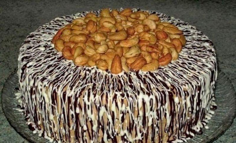 Роскошный торт «Прекрасная Маркиза»