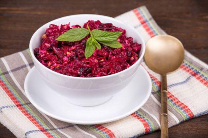 Классический свекольный салат