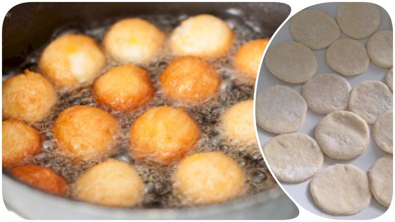 Нежные и пышные баурсаки: как приготовить вкусные казахские пончики без яиц