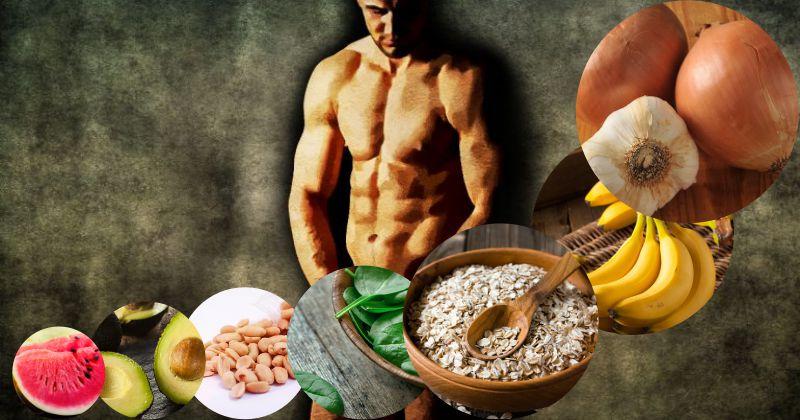 25 продуктов для мужской силы: чтоб хотелось и моглось безо всякой химии
