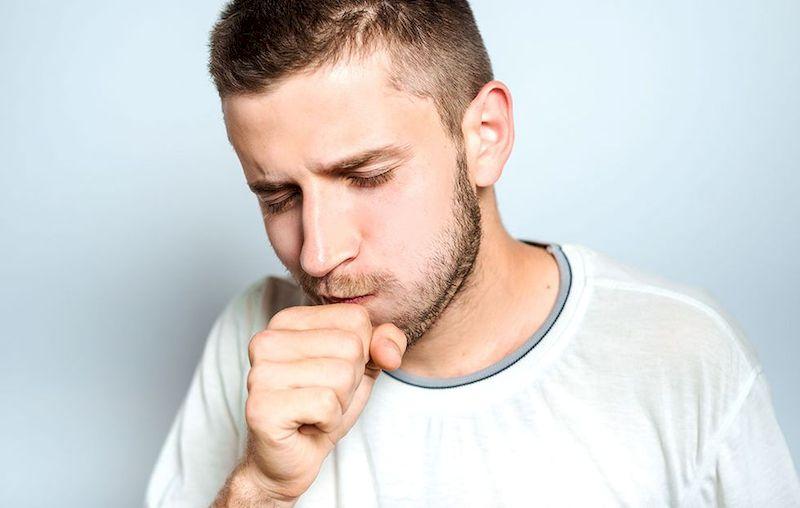Тромб и беспричинный кашель