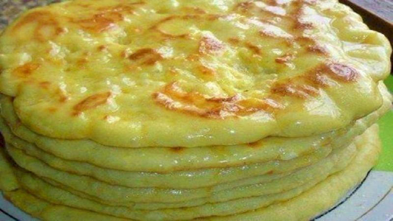 Вкуснейшее хачапури с сыром на сковороде: тбилисский рецепт для ленивых хозяек