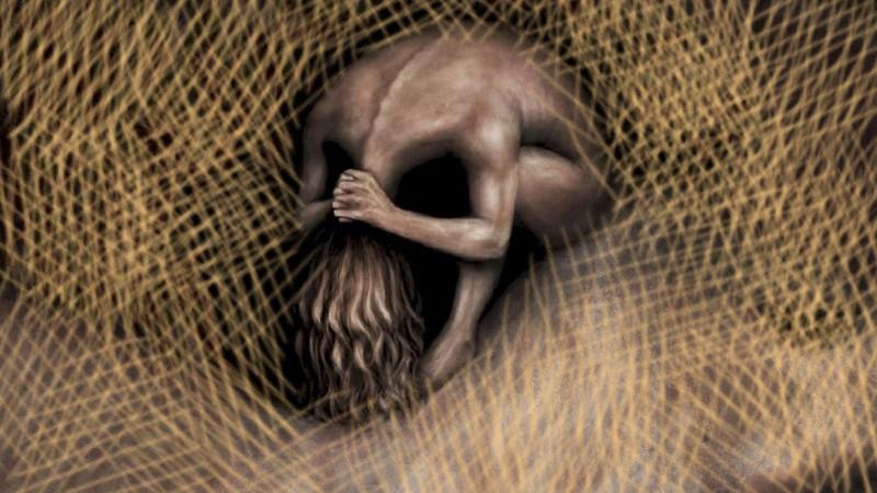 Женщина или все-таки череп: тест-иллюзия определит ваши эмоции и что надо изменить в жизни