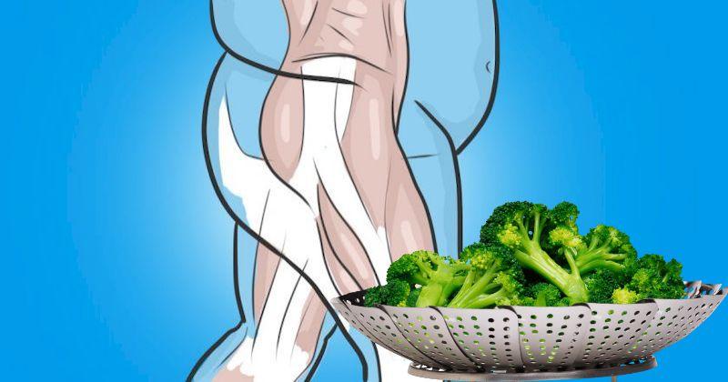 Как с брокколи утолить тягу к сладкому: 9 секретов похудения, о которых молчат диетологи