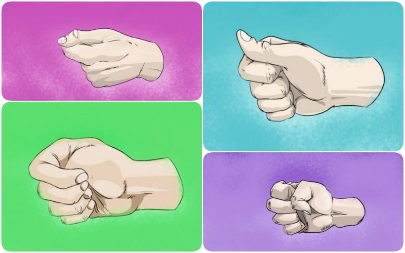 4 способа узнать человека: что сжатый кулак может рассказать о личности