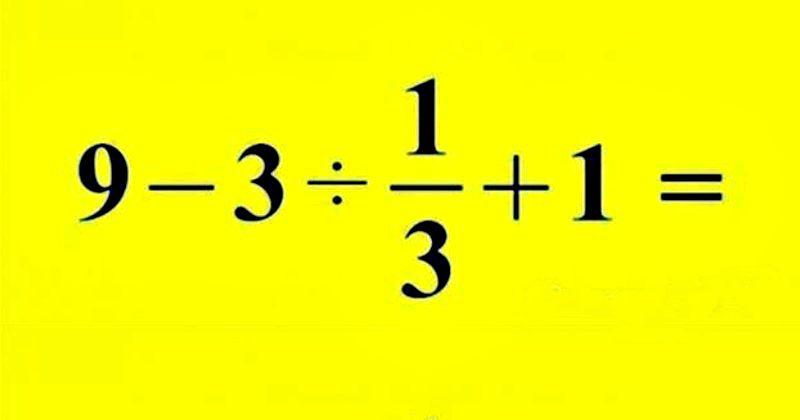 Математическая задачка родом из Японии для самых эрудированных